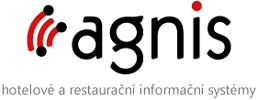 Agnis restaurant system - logo